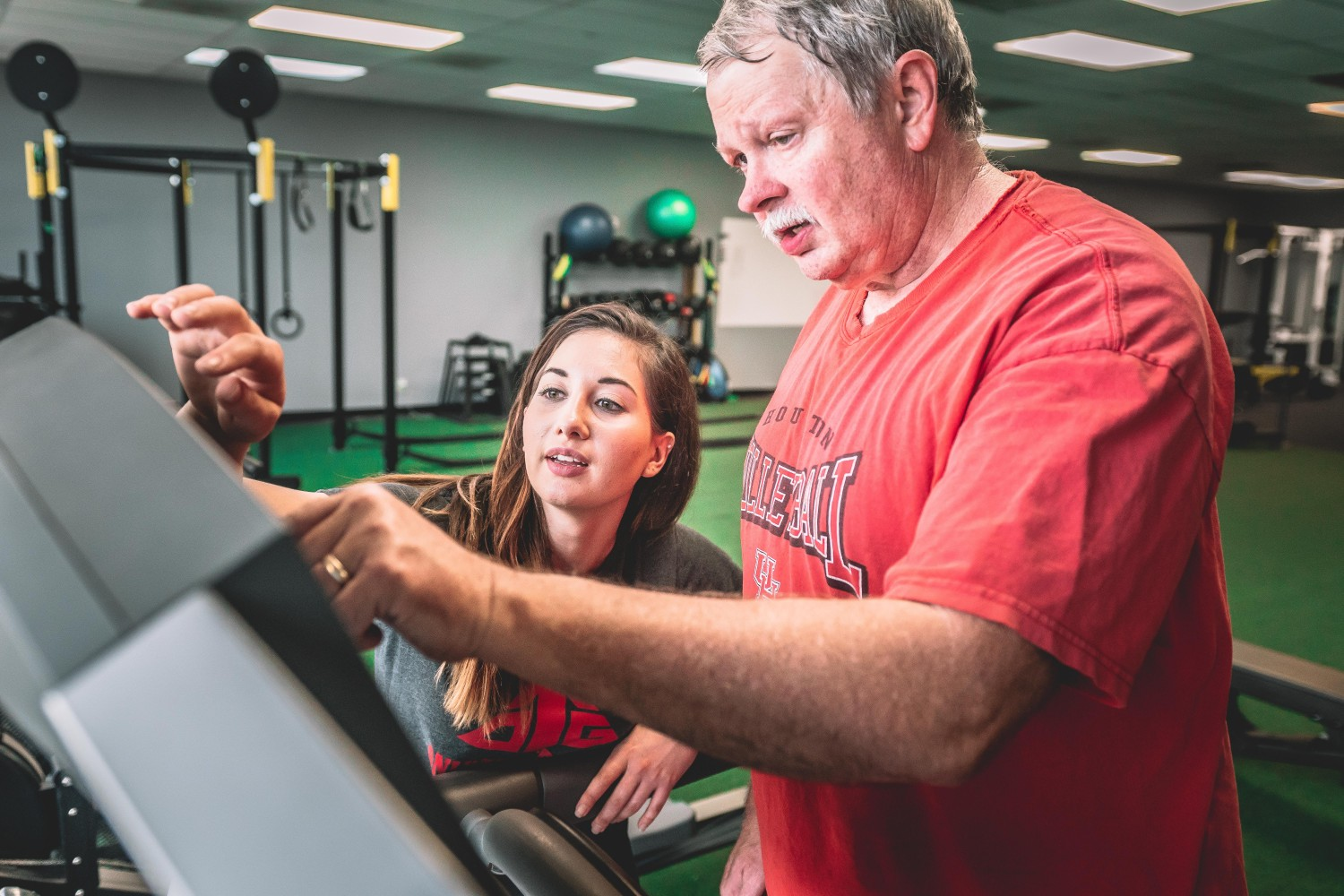 personal training in webster